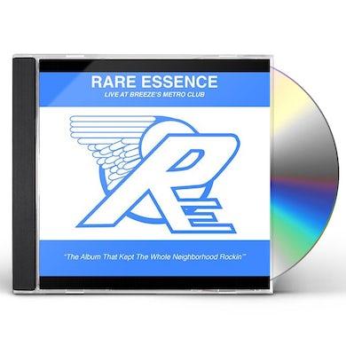 Rare Essence LIVE AT BREEZE'S METRO CLUB CD