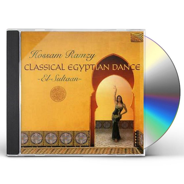 HOSSAM RAMZY CLASSICAL EGYPTIAN DANCE CD