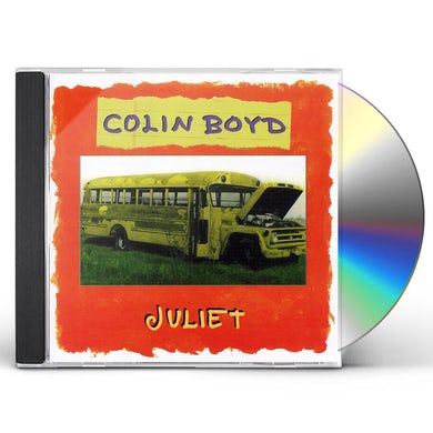 Colin Boyd JULIET-REMASTERED IN 2003 CD