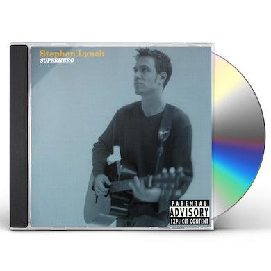 Stephen Lynch SUPERHERO CD