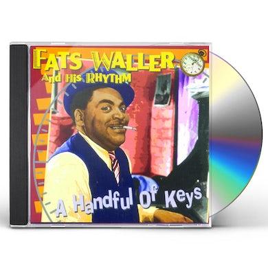 Fats Waller HANDFUL OF KEYS CD