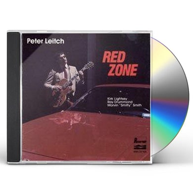 Peter Leitch RED ZONE CD