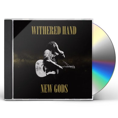 Withered Hand NEW GODS CD