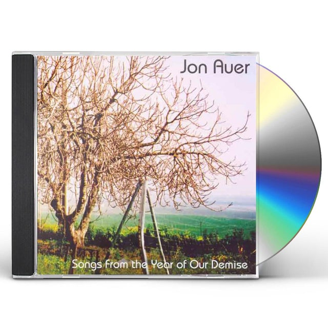 Jon Auer SONGS FROM THE YEAR OF OUR DEMISE CD