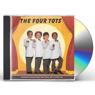 Floyd Domino THE FOUR TOTS CD