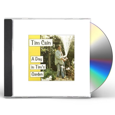 Tim Cain A DAY IN TIMS GARDEN CD
