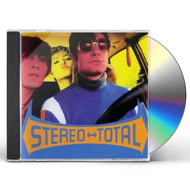 Stereo Total OH AH CD