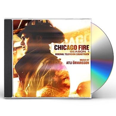 Atli Orvarsson CHICAGO FIRE SEASON 1 / TV Original Soundtrack CD