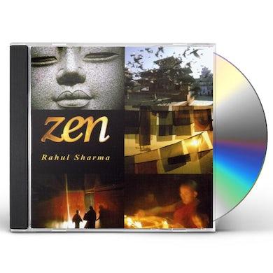 Rahul Sharma ZEN CD