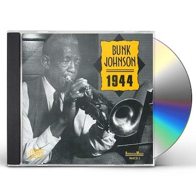 Bunk Johnson 1944 CD