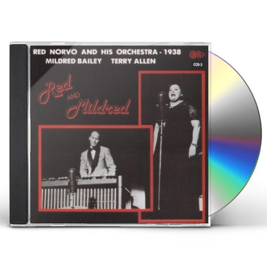 Red Norvo RED & MILDRED CD