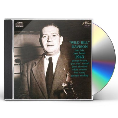 Wild Bill Davison WORLD FAMOUS JAZZ BAND & JAZZOLO CD