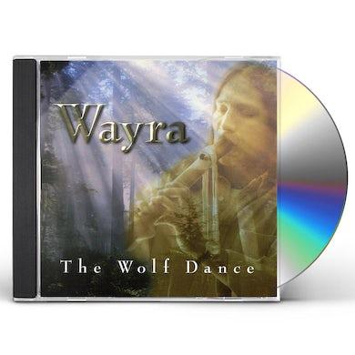 Wayra WOLF DANCE CD