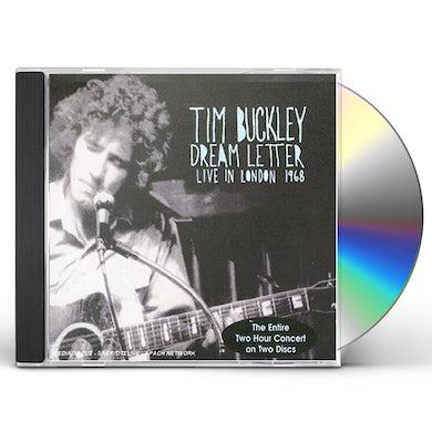 Tim Buckley DREAM LETTER: LIVE IN LONDON 1968 CD
