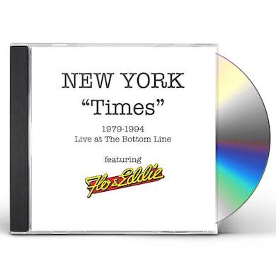 Flo & Eddie NEW YORK TIMES CD