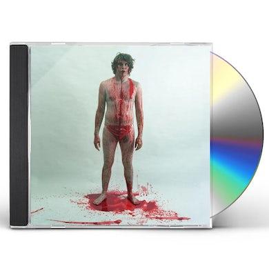 Jay Reatard BLOOD VISIONS CD