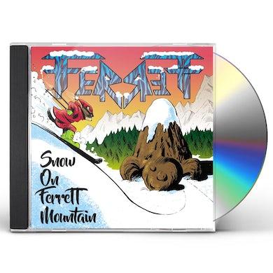 SNOW ON FERRETT MOUNTAIN CD