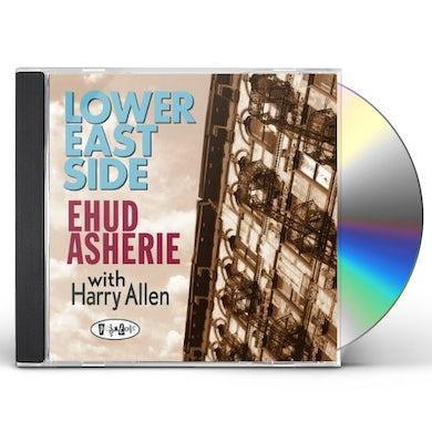 Ehud Asherie LOWER EAST SIDE CD