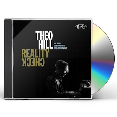 Theo Hill REALITY CHECK CD
