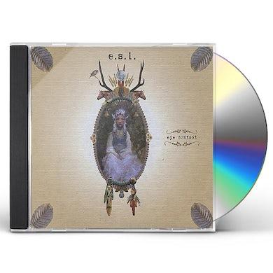 E.S.L. EYE CONTACT CD