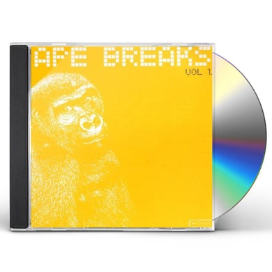 Ape Breaks VOLUME 1 CD