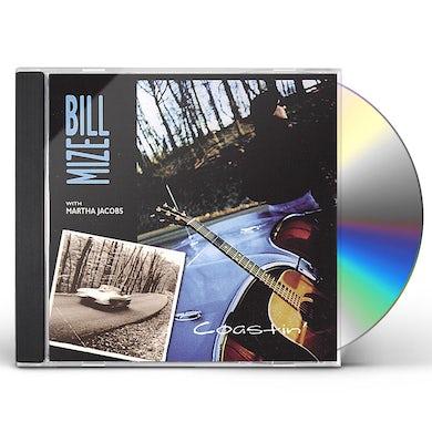 Bill Mize COASTIN' CD