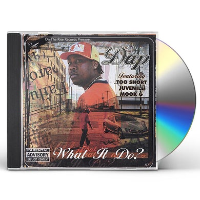 Dap WHAT IT DO? CD
