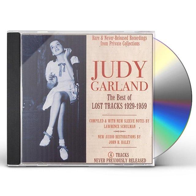 Judy Garland BEST OF LOST TRACKS 1929-59 CD
