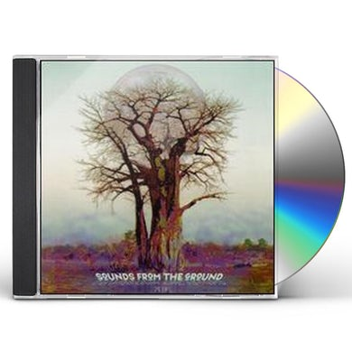 Sounds From The Ground KIN CD