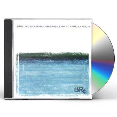 BR6 MUSICA POPULAR BRASILEIRA A CAPPELLA 2 CD