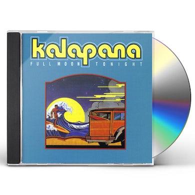 Kalapana FULL MOON TONIGHT CD