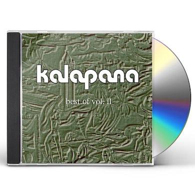 Kalapana BEST OF 2 CD