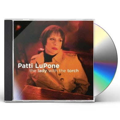 Patti Lupone LADY WITH THE TORCH CD