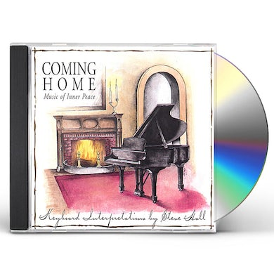 Steve Hall COMING HOME CD