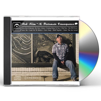 Rod Kim FORTUNATE CONSEQUENCE CD