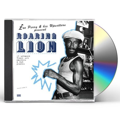 Lee Perry ROARING LION CD