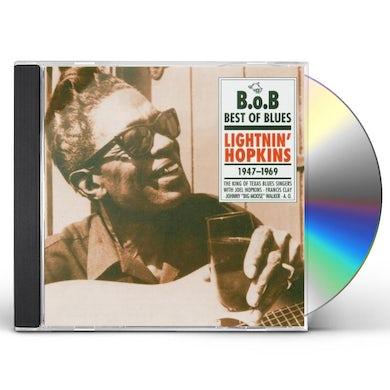 LIGHTNIN HOPKINS 1947-1969 CD