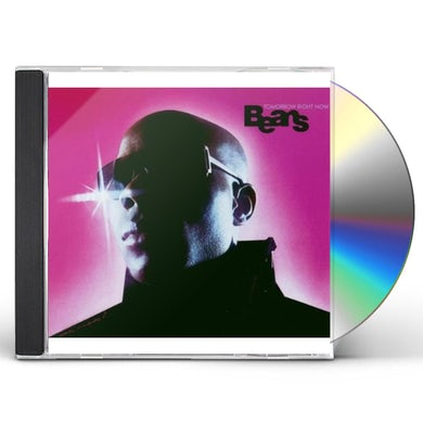Beans TOMORROW RIGHT NOW CD