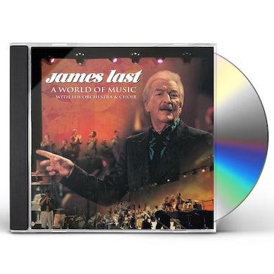 WORLD OF MUSIC CD