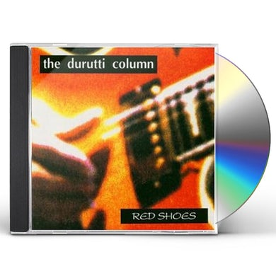 The Durutti Column RED SHOES CD