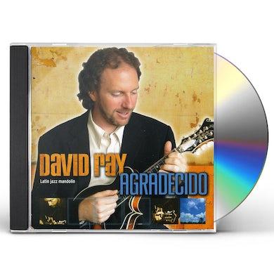 David Ray AGRADECIDO CD
