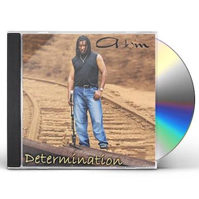 ADAM DETERMINATION CD