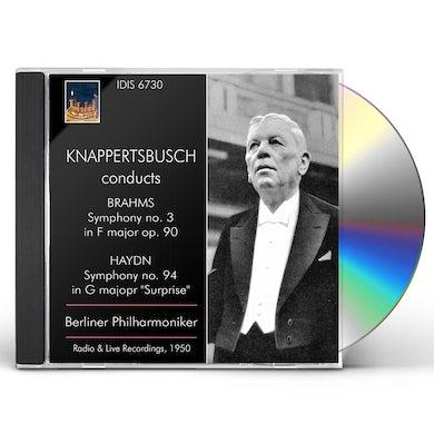 Haydn KNAPPERTSBUSCH CONDUCTS CD