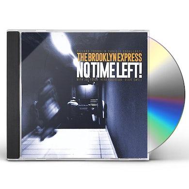NO TIME LEFT CD