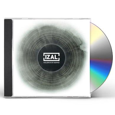 Izal AGUJEROS DE GUSANO CD
