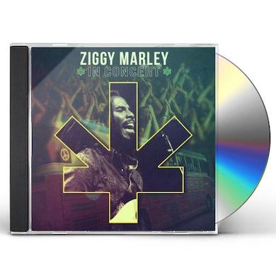 ZIGGY MARLEY IN CONCERT CD