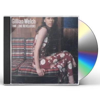 Gillian Welch TIME: REVELATOR CD