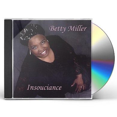 Betty Miller INSOUCIANCE CD