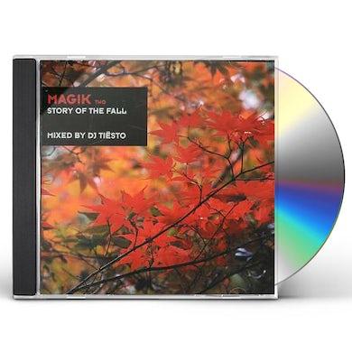 Dj Tiesto MAGIK 2: STORY OF THE FALL CD
