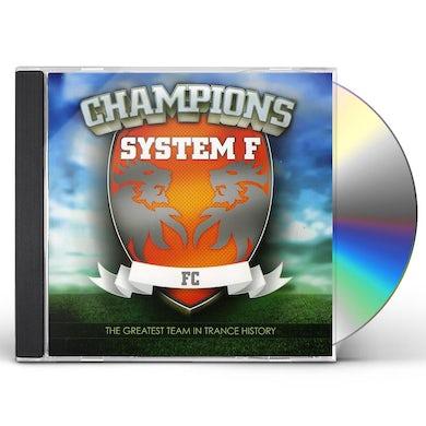 System F CHAMPIONS CD